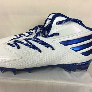 New Men's Football Cleats Size 15